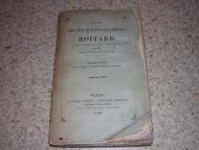 1842.leçons sur codes pénal & instruction criminelle / Boitard