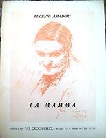 1969 CATALOGO DELLA MOSTRA PITTORE EUGENIO AMADORI DI MARTORANO DI CESENA