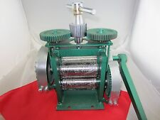 Promotion!!manual jewelry rolling mill,jewelry machine with roll size 123mm