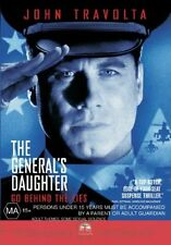 The General's Daughter (DVD, 2002) John Travolta LIKE NEW