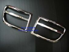 CHROME REAR REFLECTOR TRIM COVER TRIM FOR NEW MAZDA BT-50 PRO 2012-2014 PICK UP