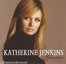KATHERINE JENKINS - Premiere (UK 14 Track CD Album)