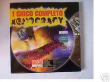 XENOCRACY gioco pc originale strategia spazio PAL ITA