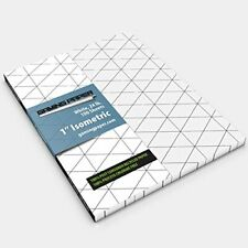 "Gaming Paper - White 1"" Isometric Singles Pack"