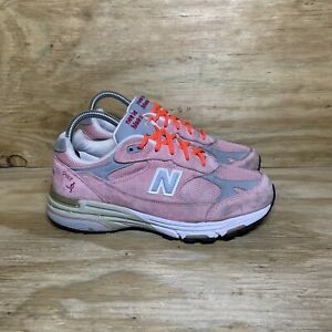 New Balance 993 (Made in USA) Shoes, Women's size 7 Wide(D), Pink