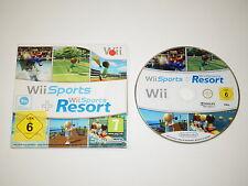 Nintendo Wii Spiele WII Sports und Sports Resort - 17 Sport Spiele #SC54030