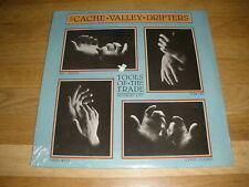 THE CACHE VALLEY DRIFTERS tools of the trade LP Record - Sealed