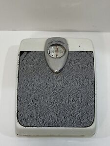 Retro Health-O-Meter Bathroom Scale by Continental Scale Corp. Chicago 36 USA