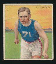 1910 C52 Champion Athletes (Canadian T218) #75 E.J. SWEENEY (Irish Runner)