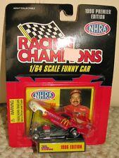 RACING CHAMPIONS 1996 MCDONALD'S PEDREGON FUNNY CAR NIP