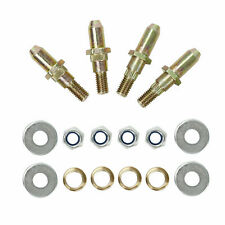 Car Door Hinge Pins Pin Bushing Kit for Chevy GMC Truck SUV Chevrolet 19299324