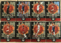 2019-20 Mosaic Jam Masters Russell Westbrook George Web Griffin Prizm 8 Card Lot