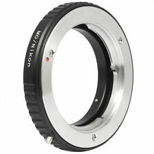 Minolta MD/MC Lens to Nikon F Mount Adapter Ring D5000 D3100 D3000 D700 DC181