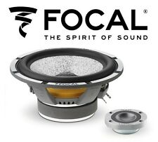 "FOCAL UTOPIA 165W-RC ACTIVE, PURE HI END 2-WAY 6,5"" WARRANTY, NEW MADE IN FRANCE"
