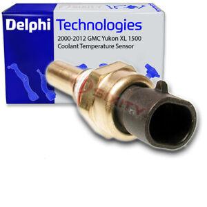 Delphi Coolant Temperature Sensor for 2000-2014 GMC Yukon XL 1500 5.3L 6.0L ll