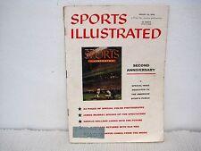 Deportes Illustrated Segundo Anniversary Número AGOSTO 20 1956-collectible