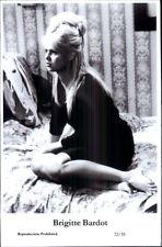 Beautiful Actress BRIGITTE BARDOT 72/35 Swiftsure 2000 Postcard GREAT QUALITY