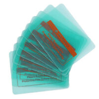 10Pcs 3 Size Welding Helmet PC Clear Lens Cover Replacement Protective Plate