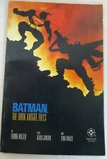 DC Comics 1986 Batman The Dark Knight Falls Superman Book 4 WHITE PAGES
