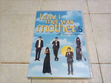 How I Met Your Mother: The Complete Season 5 DVD (3-disc set)