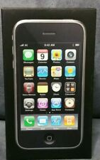 APPLE IPHONE 3G S BLACK 32GB BOX ONLY with USER'S GUIDE