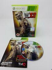 WWE 12 - Xbox 360