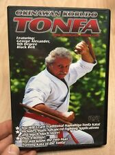 Okinawan Kobudo:Tonfa-George Alexander 9th Degree Black Belt(UK DVD)Martial Arts