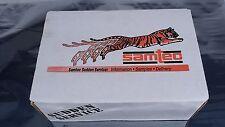 "LOT OF 1000 SAMTEC 5X2 MODIFIED SQUARE POST HEADER .025""  MTSW-105-80-S-D-290"