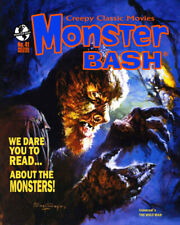 MONSTER BASH 41 Lon Chaney WOLF MAN Universal INVADERS FROM MARS Magazine NEW!