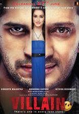 Ek Villain - DVD (Ritesh Deshmukh, Shraddha Kapoor, Remo Fernandes...) Bollywood