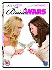 Bride Wars (DVD, 2009) - REGION 2 - NEW AND SEALED - ENGLISH AUDIO