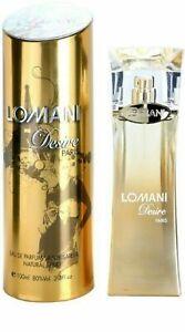 Lomani Paris Desire Eau De Parfum For Women Limited Edition Best Gift 100 Ml