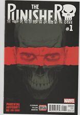 Punisher #1 1st Print (2016 Marvel Comics)