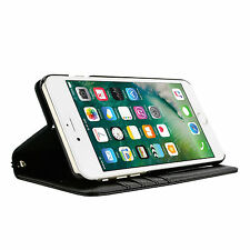 Synthetic Leather Cases & Covers with Kickstand for Apple Phones