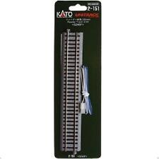 Kato 2-151 Rail Droit Alimentation / Straight Track Feeder 246mm - HO
