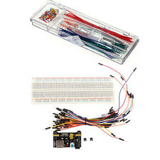 MB-102 Breadboard + Power Supply + 140pcs Jumper Cable Kits