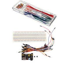 MB-102 Breadboard + Power Supply + 140pcs Jumper Cable Kits