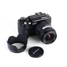 Digital Nc Olympus Evolt E-300 Lens Cap Center Pinch + Lens Cap Holder 58mm Nwv Direct Microfiber Cleaning Cloth.