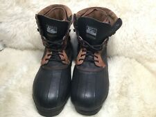 Men's Itasca Iceberg Pac Boots Size 10 THINSULATE ULTRA INSULATION VERY CLEAN