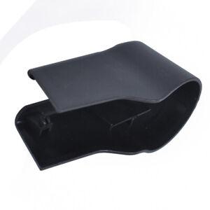 Black Rear Windshield Wiper Arm Nut Cover For SUVs