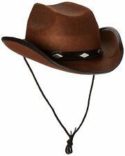 Jacobson Hat Company Kids Sombrero de Vaquero Estilo Auténtico niño  occidental Marrón Nuevo df5de6d8bde