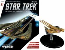 Star Trek Starships Official Collection Issue 39 Romulan Drone Eaglemoss Pwork