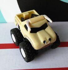 Hot Wheels El Toro Loco Speed Demons Mini Tan Truck