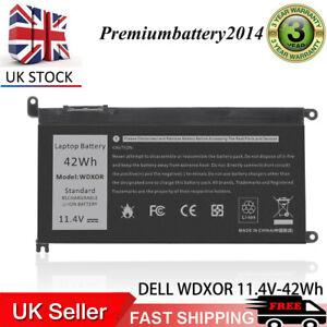 Laptop Battery for Dell Inspiron 15 5565 5567 5568 5570 5579 7560 WDX0R WDXOR UK
