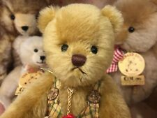 More details for teddy hermann nico limited edition 8/300 brand new - uk seller bear shop
