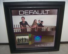 DEFAULT - THE FALLOUT -  RIAA THE SALE MORE 500.000 COPIES Award