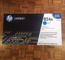 HP  CB385A GENUINE 824A CYAN IMAGING DRUM CP6015   CM6030 CM6040