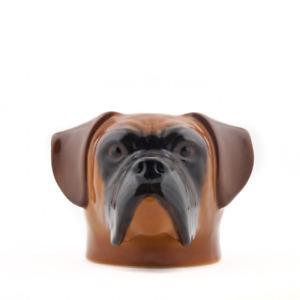 Quail Ceramics - Boxer Face Egg Cup