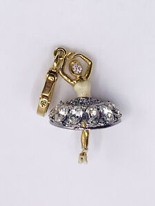 Juicy Couture Ballerina Charm