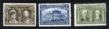 CANADA KE VII 1908 Quebec Tercentenary Part Set SG 188, SG 191 & SG 192 MINT